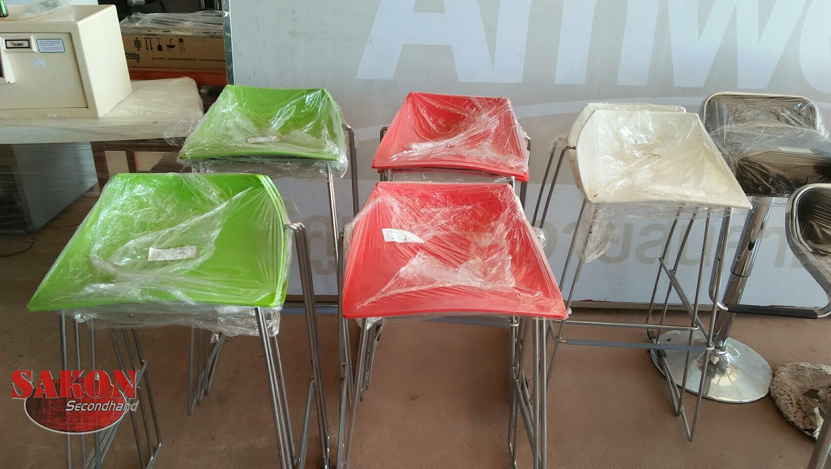 เก้าอี้เอนกประสงค์-ชนิดไม่มีพนักพิง